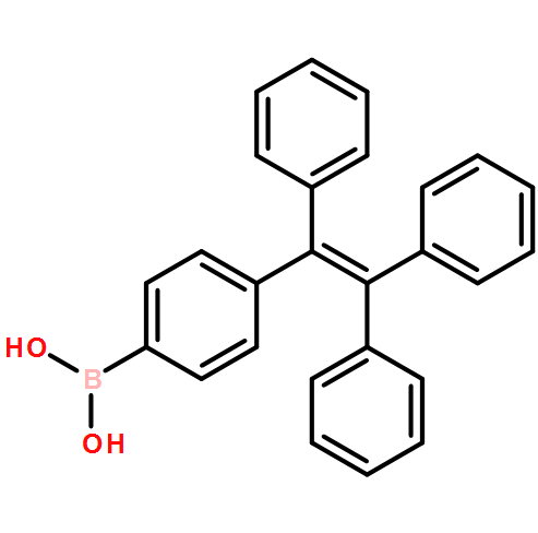 Boronic acid, B-[4-(1,2,2-triphenylethenyl)phenyl]-