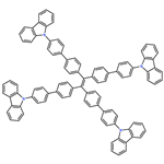 Tetraki[4-(9-carbazolyl)biphenyl]ethen