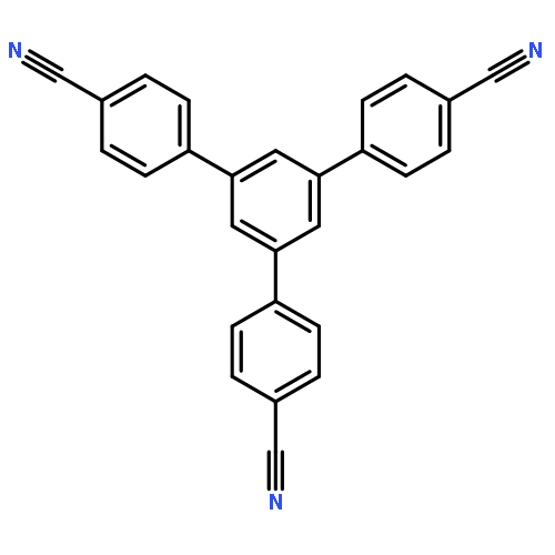 [1,1':3',1''-Terphenyl]-4,4''-dicarbonitrile, 5'-(4-cyanophenyl)-