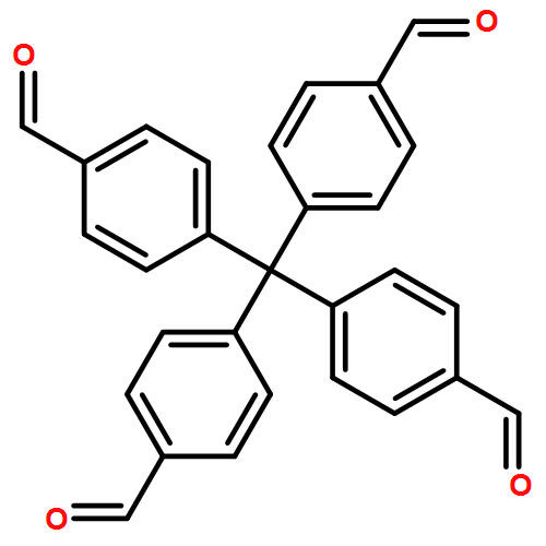 4-[tris(4-formylphenyl)methyl]benzaldehyde
