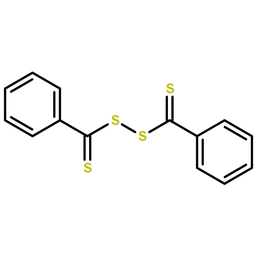 Disulfide,bis(phenylthioxomethyl)