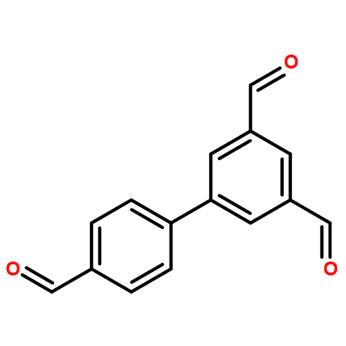 [1,​1'-​Biphenyl]​-​3,​4',​5-​tricarboxaldehyde