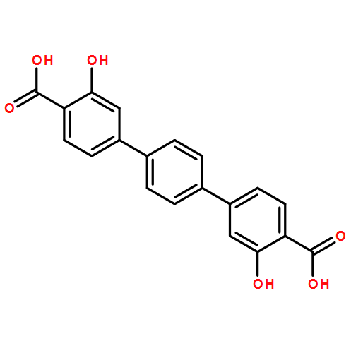 3,3''-dihydroxy-[1,1':4',1''-terphenyl]-4,4''-dicarboxylic acid