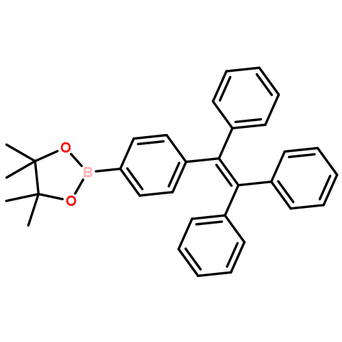 1-(4-phenylboronic acid pinacol ester)-1,2,2-triphenylethene
