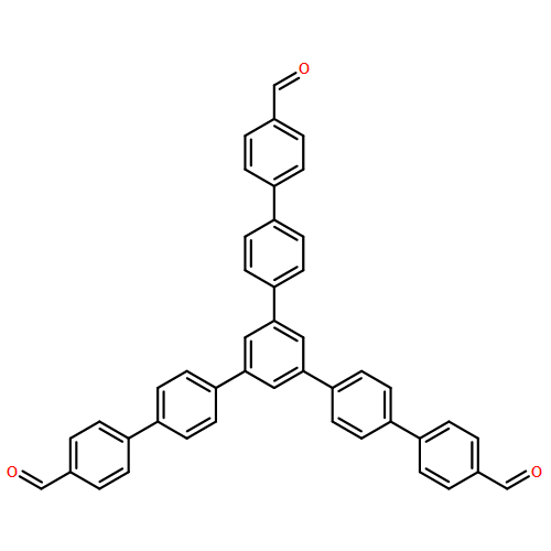 [1,1':4',1'':3'',1''':4''',1''''-Quinquephenyl]-4,4''''-Dicarboxaldehyde, 5''-(4'-Formyl[1,1'-Biphenyl]-4-Yl)- (9Ci)