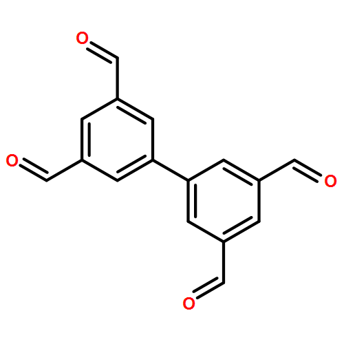 biphenyl-3,3',5,5'-tetracarbaldehyde